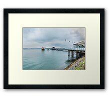 Mumbles Pier 3 Framed Print