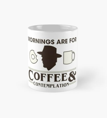 Top Seller - Stranger Things: Mornings are for Coffee and Contemplation (version one) Mug