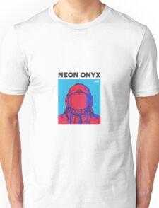 Neon Onyx - reds Unisex T-Shirt