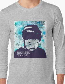 Calm Nujabes  Long Sleeve T-Shirt