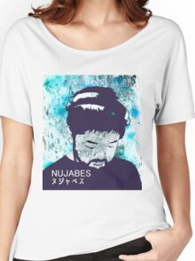 Calm Nujabes  Women's Relaxed Fit T-Shirt