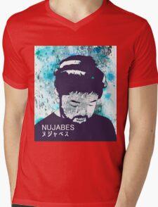 Calm Nujabes  Mens V-Neck T-Shirt