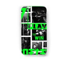 Arcades - Play to Win 2 Samsung Galaxy Case/Skin