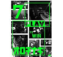 Arcades - Play to Win 2 Photographic Print