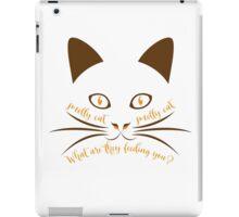 'Smelly Cat' - Friends (TV Show) - Minimal iPad Case/Skin