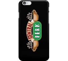 Friends - Central Perk White Outline Variant iPhone Case/Skin
