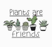 plants are friends One Piece - Short Sleeve
