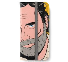 Rick Pop-Art iPhone Wallet/Case/Skin