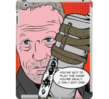 Meryl Pop Art iPad Case/Skin