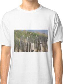 Beach Fence Classic T-Shirt