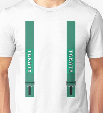 TAKATA Harness Unisex T-Shirt