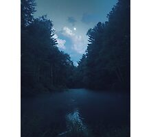 Moonrise Photographic Print
