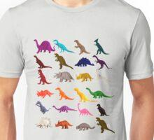 Dinosaur toys Unisex T-Shirt