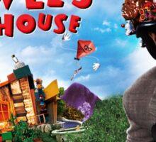Pee Wee's Playhouse Sticker