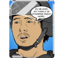 Glenn Pop Art iPad Case/Skin