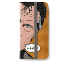 Governor Pop Art iPhone Wallet/Case/Skin