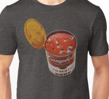 flies in my soup Unisex T-Shirt