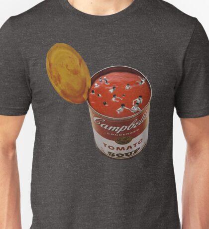 flies in my soup Unisex T-Shirt