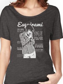 Esquagami W Women's Relaxed Fit T-Shirt