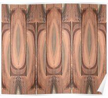 Redwood Panel #3 Poster