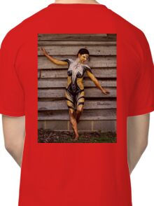 Badillo Preistess Shaman Queen Nymph of ebony, ivory and gold Classic T-Shirt