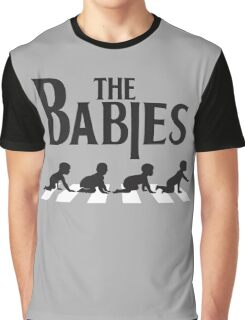 Babies Road Graphic T-Shirt