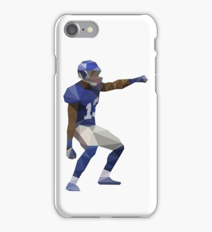 Odell Beckham Jr. III (OBJII) Hit The Whip iPhone Case/Skin
