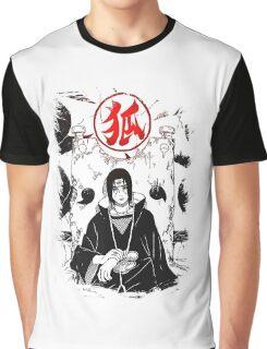 The Uchiha's Throne Graphic T-Shirt