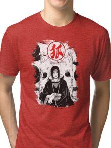 The Uchiha's Throne Tri-blend T-Shirt