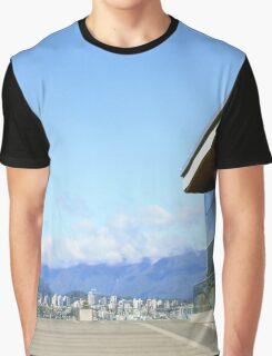 Vancouver, BC: 8-Bit Orca Graphic T-Shirt