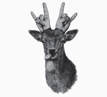 Rockin' Goat Kids Tee