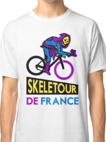 Cycling Skeletor Classic T-Shirt
