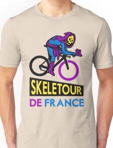 Cycling Skeletor Unisex T-Shirt