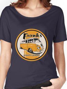Franks Paint & Panel Splitty Women's Relaxed Fit T-Shirt
