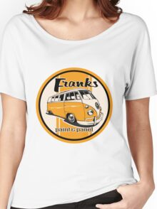 Franks Paint & Panel Splitty Women's Relaxed Fit T-Shirt