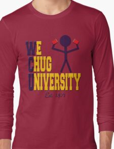 W(e)C(hug)University Long Sleeve T-Shirt