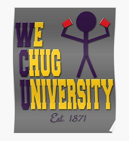 W(e)C(hug)University Poster