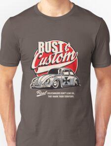 Rust & Custom Lowrider Beetle Unisex T-Shirt