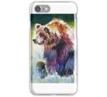 The Rainbow Bear iPhone Case/Skin
