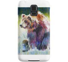 The Rainbow Bear Samsung Galaxy Case/Skin