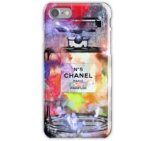 Perfume Bottle Painted iPhone Case/Skin