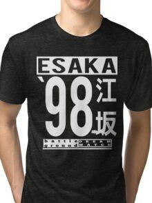 Esaka 98 Tri-blend T-Shirt