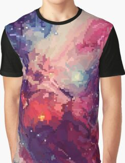pixel space II Graphic T-Shirt