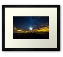 Shinning Star Framed Print