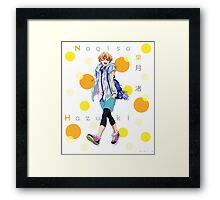 Nagisa Hazuki Free! Framed Print