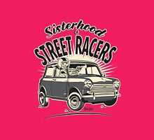 'Mini' Sisterhood Of street Racers Womens Fitted T-Shirt