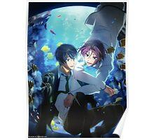 Rin X Haruka Poster