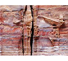 Colorful Rock Photographic Print