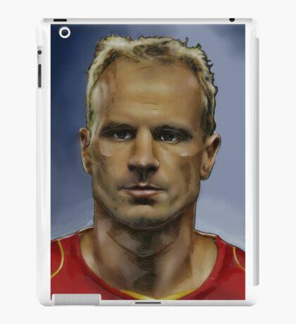 Dennis Bergkamp - Arsenal Invincible  iPad Case/Skin