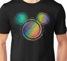 colorful mickey Unisex T-Shirt